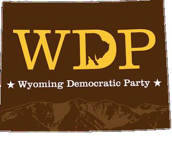 Wyoming Democratic Party Logo