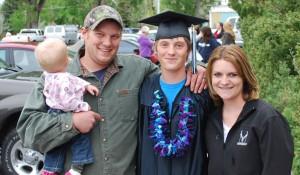 Loren's Graduation